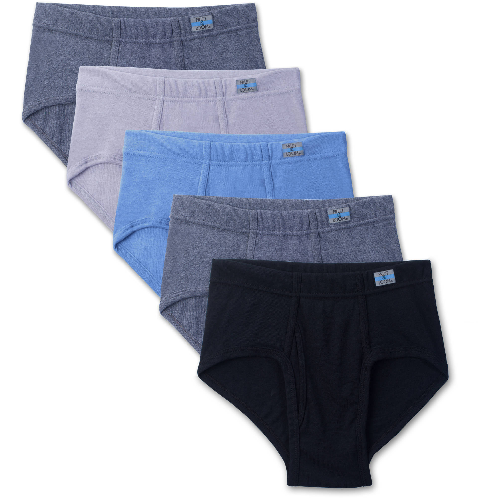 Fruit of the Loom Big Men's Beyondsoft Fashion Brief, 2XL, 5 Pack by Generic