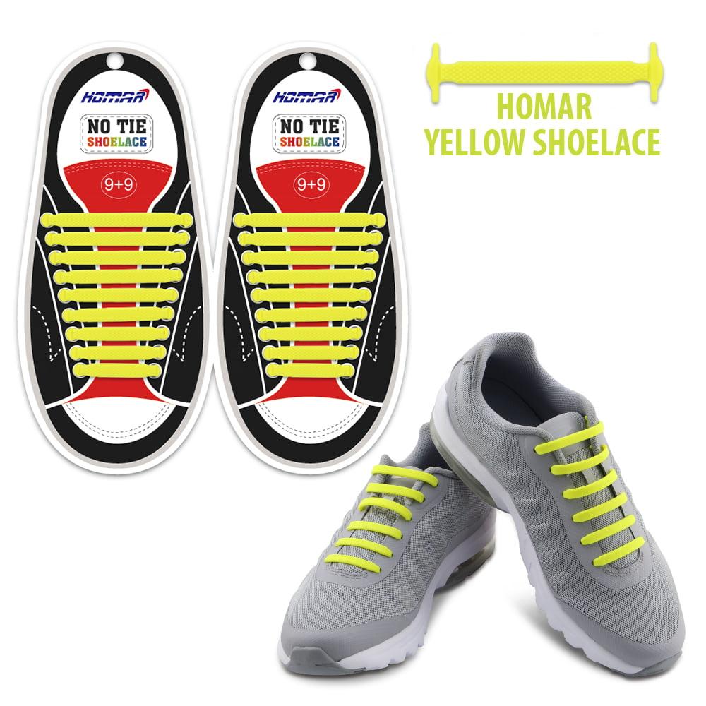 Homar Durable Sports Fan Shoelaces