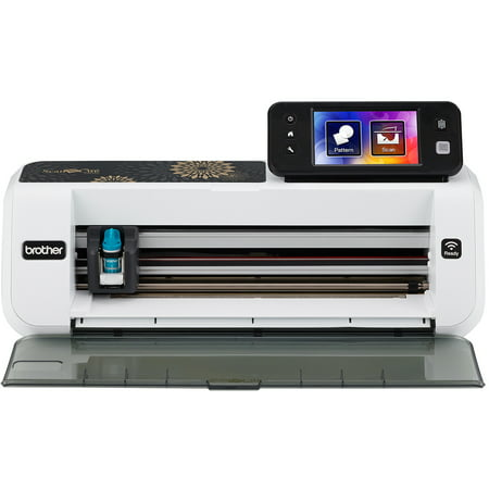 Brother CM350 ScanNCut 2 Electronic Cutting (Best Vinyl Cutting Machine For Small Business)