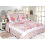 Emily Quilt Set by United Curtain