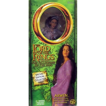 lord of the rings the fellowship of the ring 12 inch action figure special edition collector series arwen - Arwen Lord Of The Ring