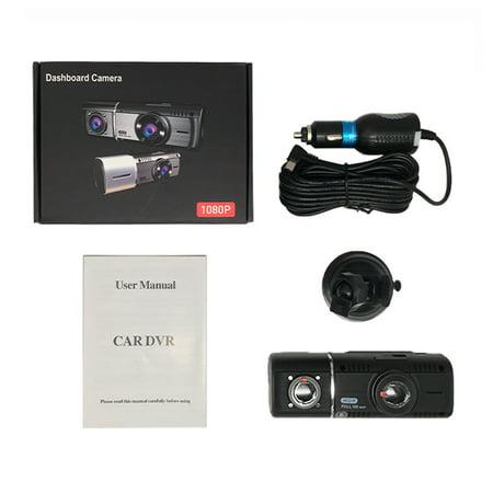 "1.5"" IPS Screen Touch Screen 1080p Car Recorder Camera , G-Sensor Dashboard Camera, Parking Monitor, HDR Night Vision, Motion Detection, Loop Recording - image 11 of 11"