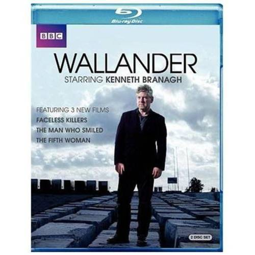 Wallander: Faceless Killers / The Man Who Smiled / The Fifth Woman (Blu-ray) (Widescreen)