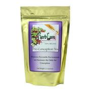 Fertility Tea for Women - 60 Cups - Organic Fertility Supplement for Women - Fertility Herbs to Help You Get Pregnant - Herb Lore