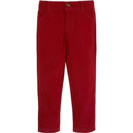 G-Cutee Boys Color Corduroy Pants - Walmart.com