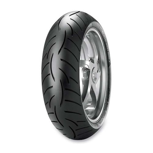 METZELER Roadtec Z8 Interact Tire Rear 160/60ZR18RM