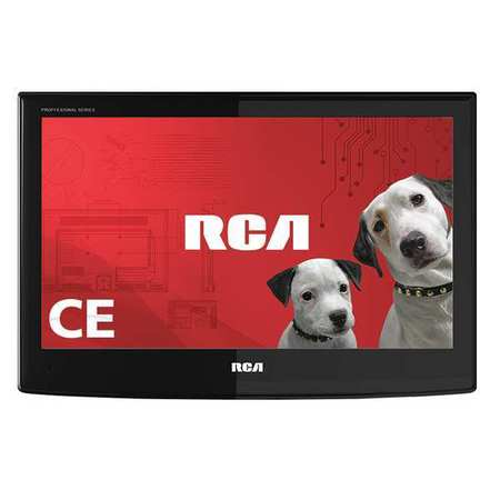 RCA Commercial TV, 22in Thin, LED,MPEG2 J22CE820 by RCA
