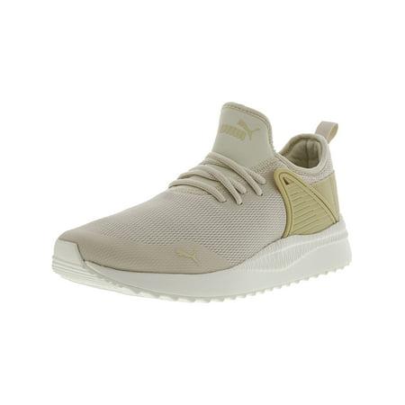 Wns Puma Sport Fashion - Puma Men's Pacer Next Cage Birch / Pebble Ankle-High Fashion Sneaker - 10.5M