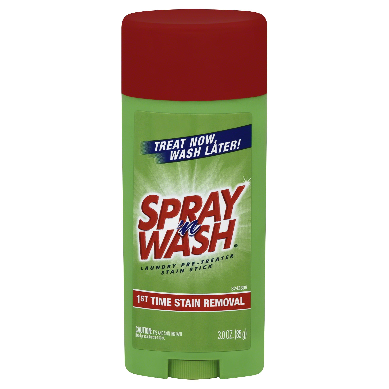 Spray 'N Wash Laundry Pre-Treater Stain Stick 3 Oz.