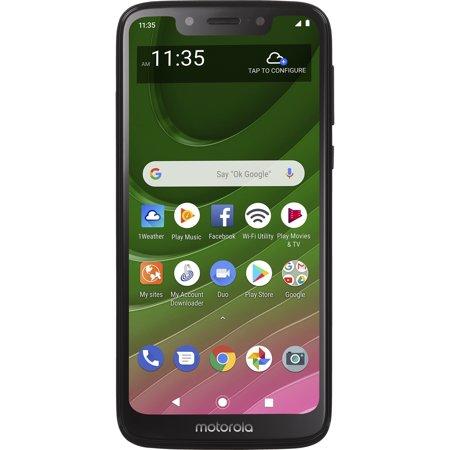 Straight Talk Moto g7 Optimo Prepaid Smartphone ()