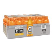 Gatorade Orange - 24/20oz bottles