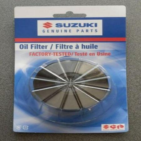 Suzuki OEM Oil Filter GSXR Boulevard Hayabusa Kingquad Eiger Vstrom - 2006 Suzuki Hayabusa