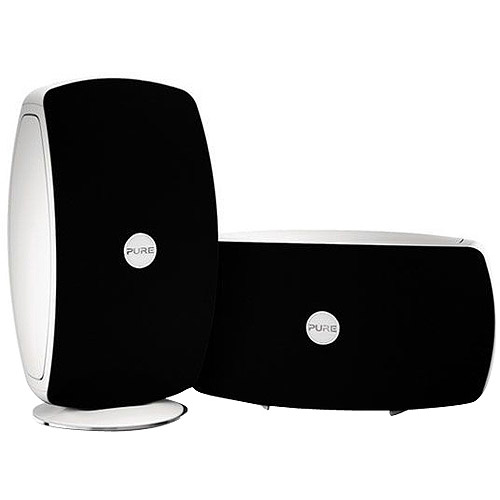 Pure Jongo T6 Wireless Bluetooth Speaker, Piano