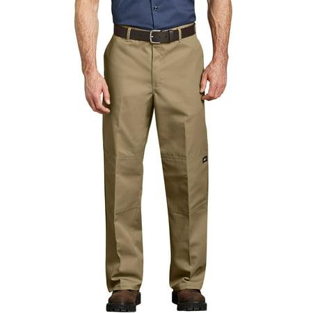 Genuine Dickies Men's Loose Fit Straight Leg Double-Knee Work Pants (Dickies Relaxed Fit Work Pants)