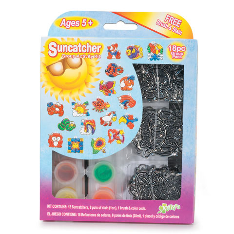 Kelly's Crafts Suncatcher Group Pack - Fun Day