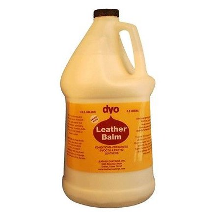 Dyo Leather Balm Conditioner Preserver Smooth & Exotic w/Natural Waxes 1 (Best Exotic Leather Conditioner)