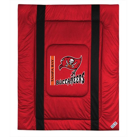NFL Tampa Bay Buccaneers Comforter Football Bedding by