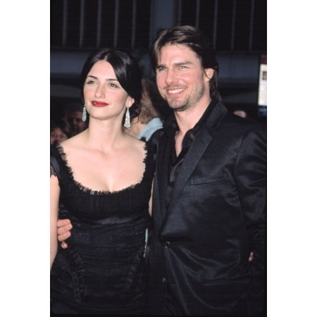 Tom Cruise And Penelope Cruz At The Premiere Of Minority Report 6172002 Nyc By Cj Contino Celebrity](Nyc Halloween Dance Cruise)