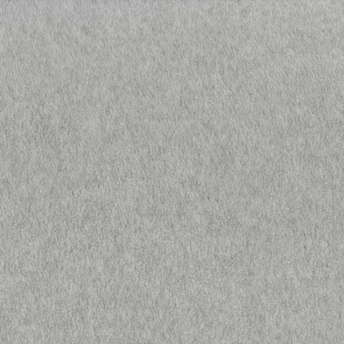 "Heather Grey Anti-pill Polyester Fleece Fabric By the Yard, 60"" wide"