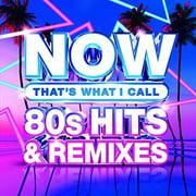 Various Artists - Now 80's Hits & Remixes (Various Artists) - CD