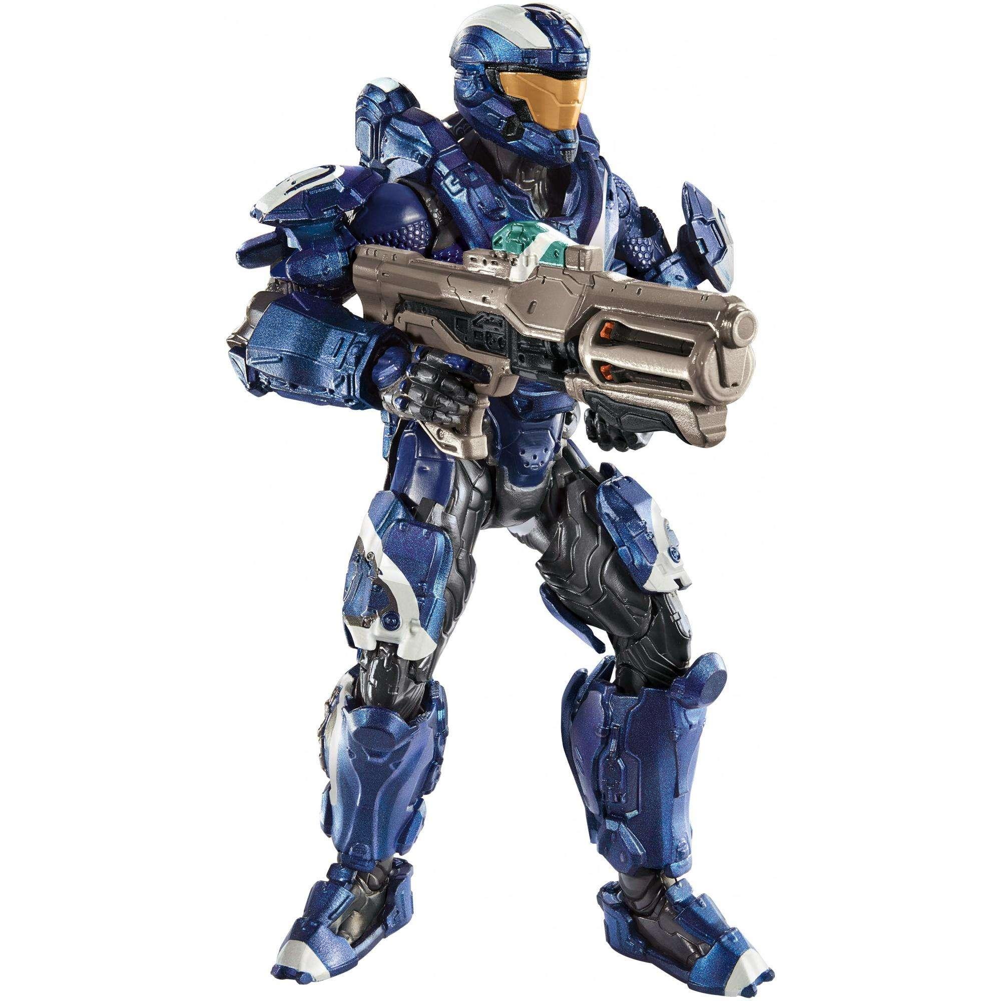 """Halo 6"""" Spartan Air Assault Figure"""