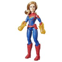 Marvel Captain Marvel Movie Cosmic Captain Marvel Super Hero Doll