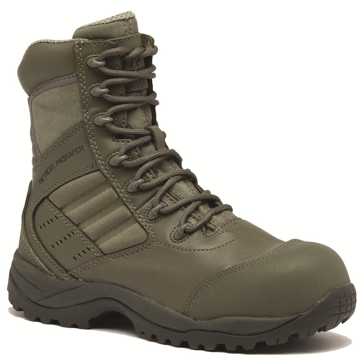 Belleville Maintainer Sage Green Lighweight Composite Toe Tactical Boot