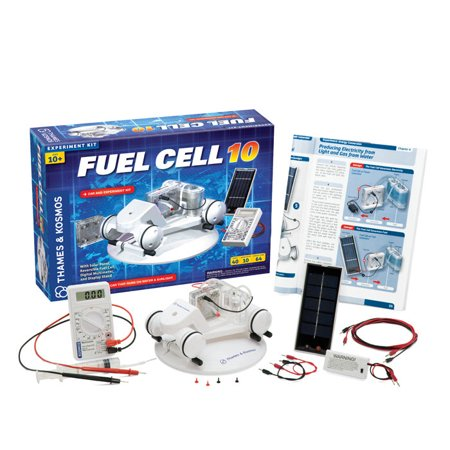 Science Experiment Kit   Fuel Cell 10  Car   Experiment Kit