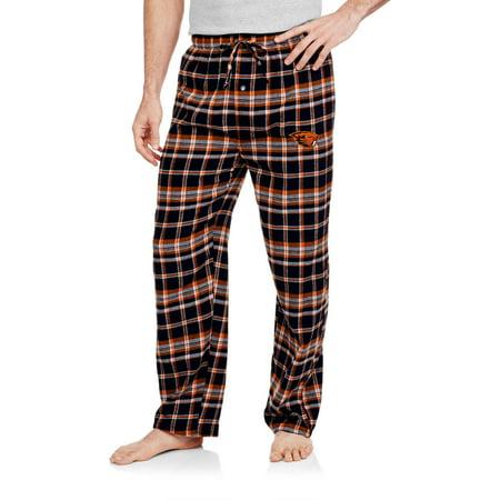 NCAA Oregon State Dominion Men's Flannel Pant