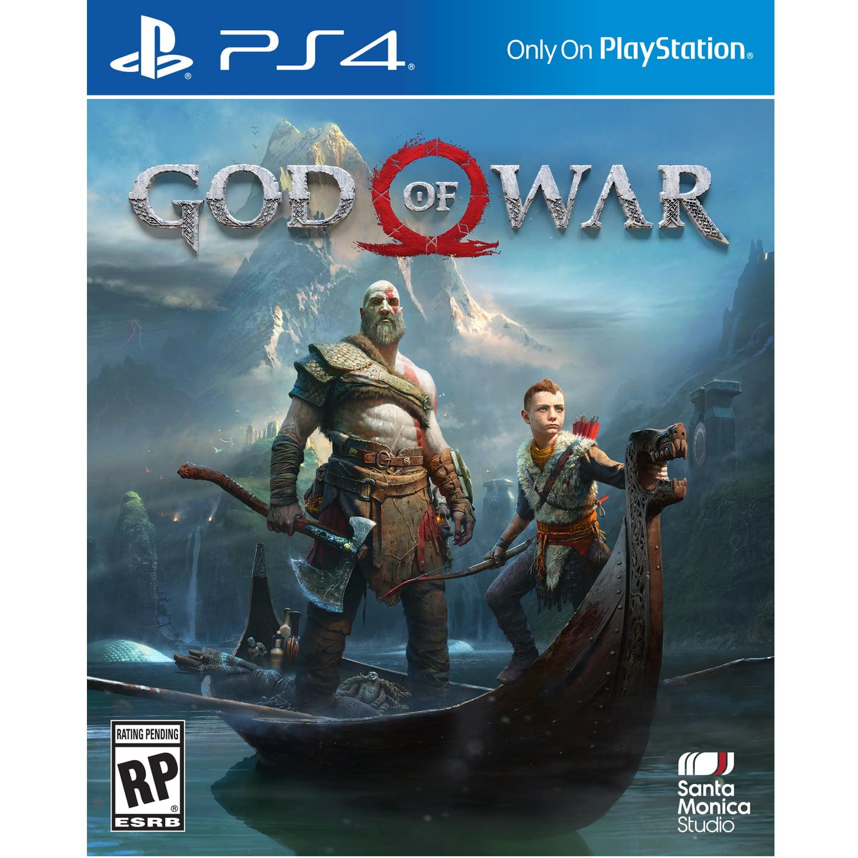 God of War, Sony, PlayStation 4, 711719506133 by Sony Corporation