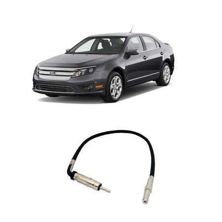 Ford Fusion 2010-2012 Factory Stereo to Aftermarket Radio Antenna Adapter Plug - Fusion Factory Halloween