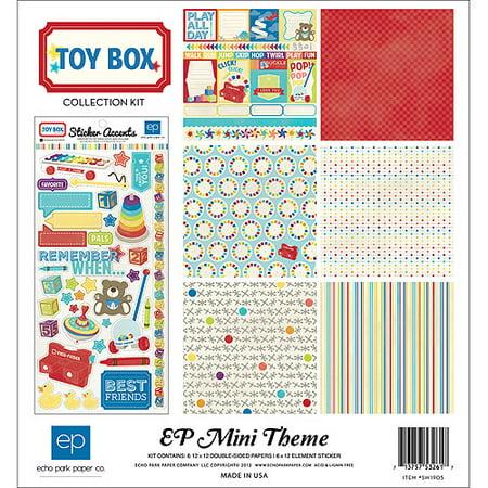 f8800c8f190 Echo Park Paper Toy Box Collection - Walmart.com