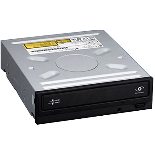 24X DVD+/-RW DL Optical Drive