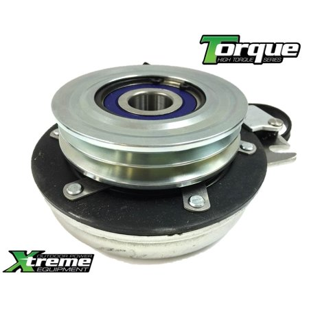 Replaces Warner 5218-123 5218123 Electric PTO Blade Clutch -Free Bearing Upgrade