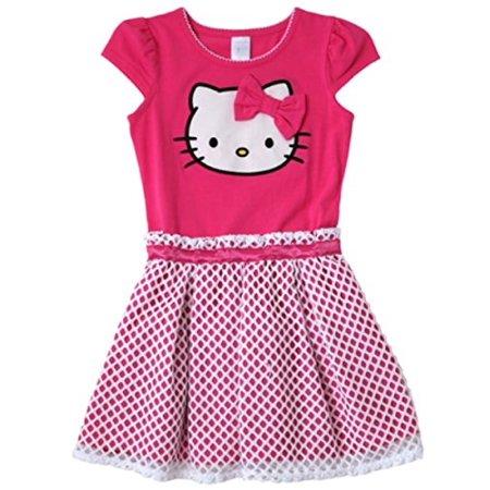 Hello Kitty Girls Dress-Up Character Dress 2T