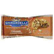 Ghirardelli Chocolate Caramel Flavored Premium Baking Chips 10 oz. Bag