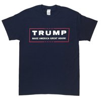 0a8d739f Product Image Donald Trump for President Make America Great Again T Shirt