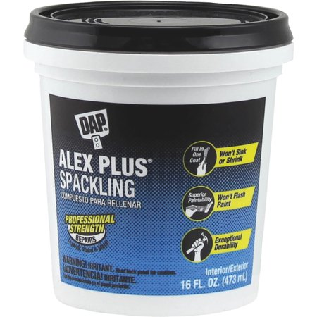 Dap 16oz Alex Plus Spackling 18745