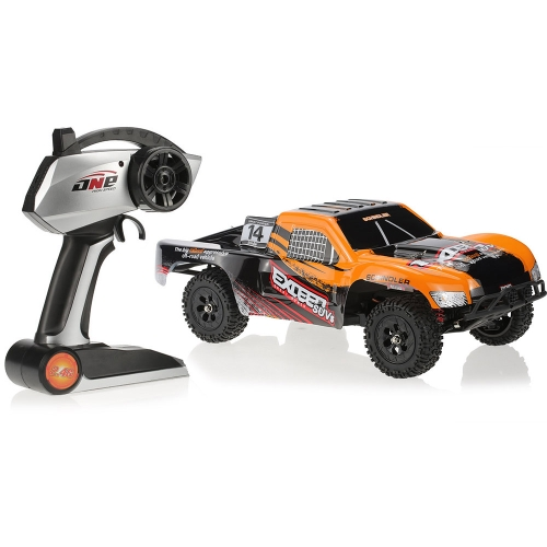 1:12 Scale 2.4Ghz 4WD Electric High Speed Off-Road Truck ...