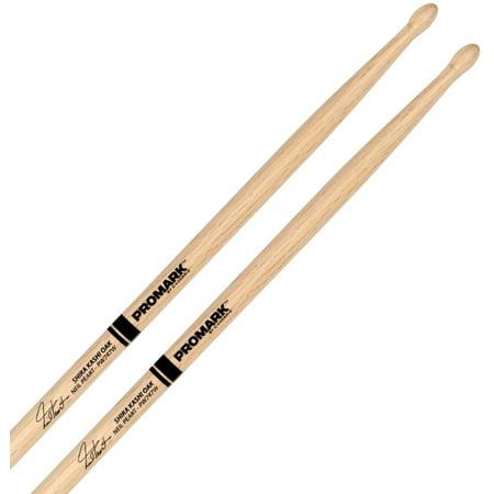 (Pro-Mark Japanese White Oak 747 Neil Peart Wood Tip Drumsticks)