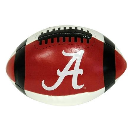 Ncaa University Of Alabama Roll Tide Pvc Team Color Football