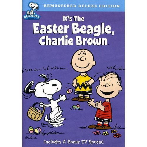 Peanuts: It's The Easter Beagle, Charlie Brown (Deluxe Edition)