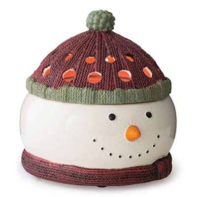 MR. BLIZZARD  Candle Aire Fan Fragrance Warmer by Candle Warmers