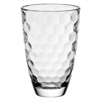 Majestic Gifts E63923-US Honey 9.5 in. High Quality Glass Vase
