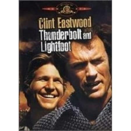 Thunderbolt and Lightfoot (1974) ( Thunder bolt & Light foot ) [ NON-USA FORMAT, PAL, Reg.0 Import - Australia ] (Usa Vs Australia Halloween)