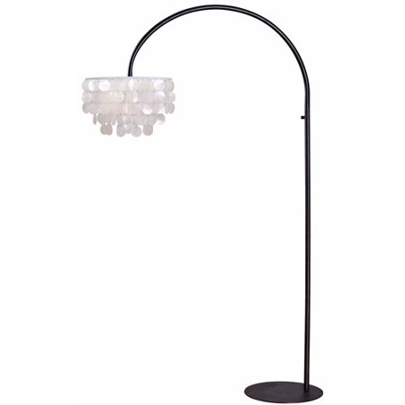 Kenroy Home Shelley Arc Lamp, Oil Rubbed Bronze