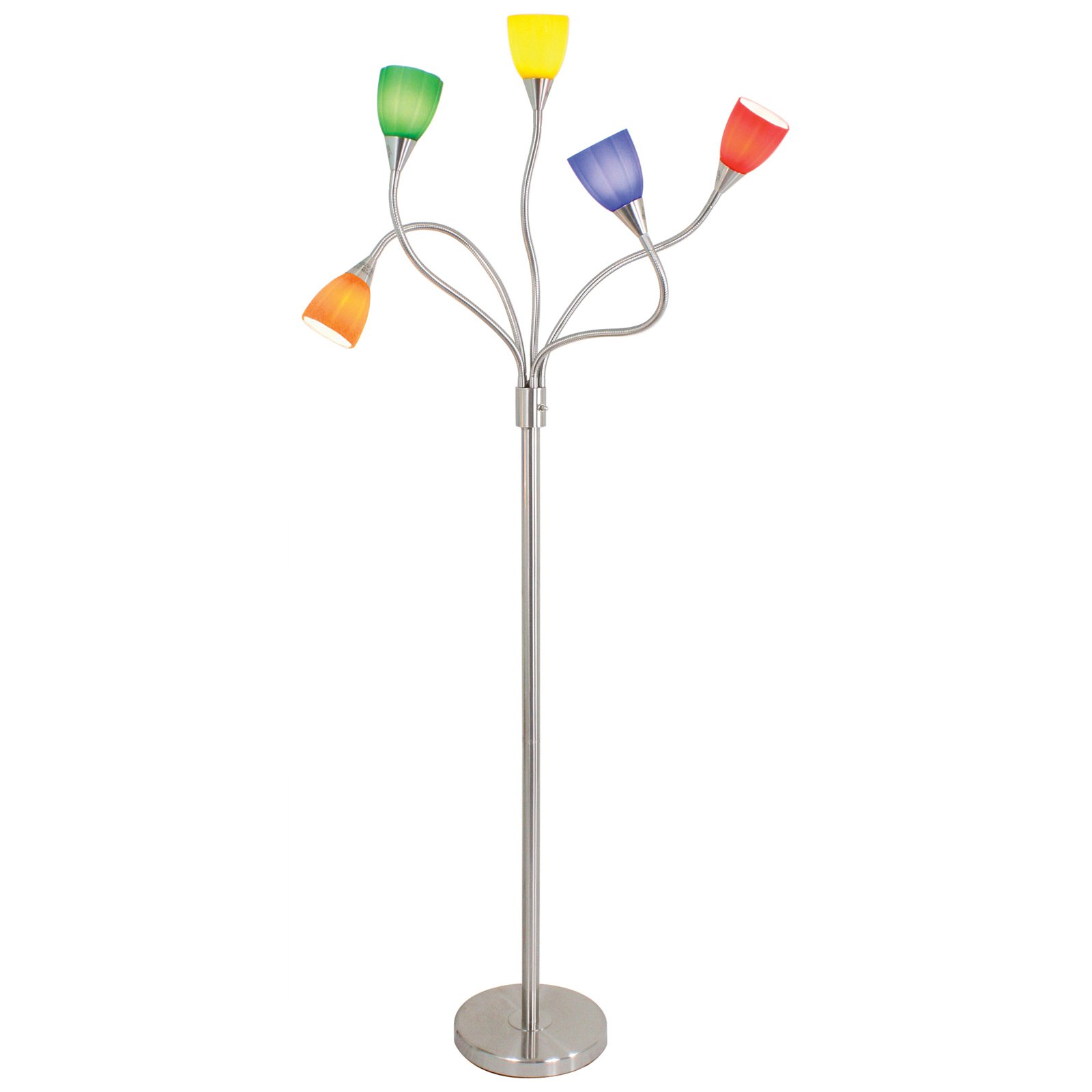 lumisource medusa floor lamp  walmartcom -