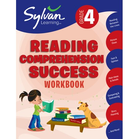 4th Grade Reading Comprehension Success Workbook : Activities, Exercises, and Tips to Help Catch Up, Keep Up, and Get - Halloween Reading Activities Fourth Grade