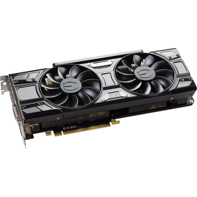 EVGA GeForce GTX 1070 SC GAMING ACX 3.0 Black Edition Graphic Cards (08G-P4-5173-KR)