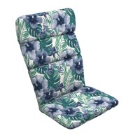 Arden Selections Salome Tropical 45.5 x 20 in. Outdoor Adirondack Chair Cushion